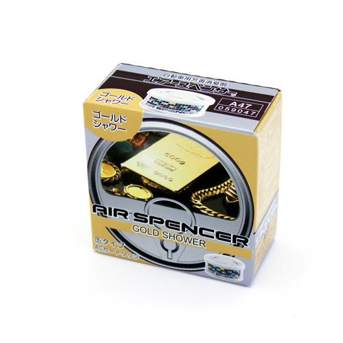 EIKOSHA AIR SPENCER Cartridge Gold Shower