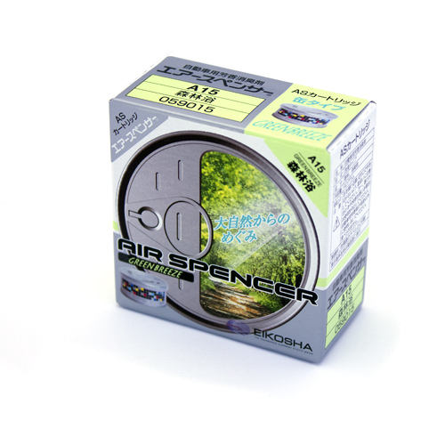 EIKOSHA AIR SPENCER Cartridge Green Breeze