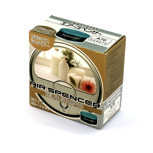 Eikosha Air Spencer Cartridge Relax Shampoo